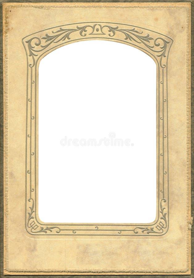 antik ram arkivbild