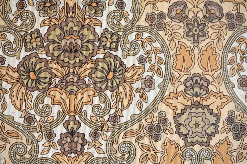antik wallpaper arkivfoton