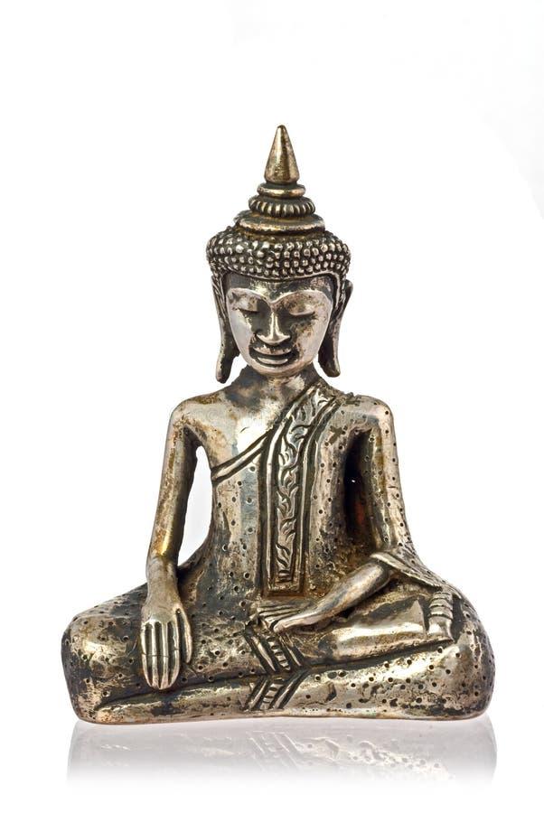 antika buddha royaltyfri fotografi