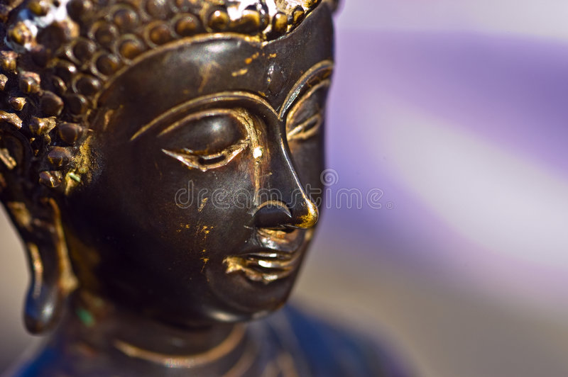 antika buddha royaltyfri foto