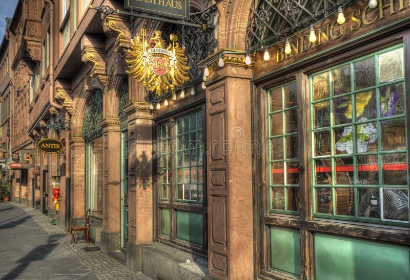 Download Antika Frankfurt shoppar redaktionell bild. Bild av antikviteten - 37347956