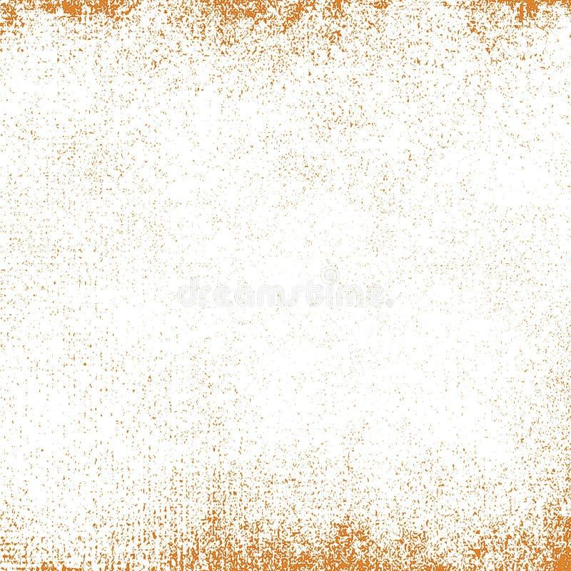 Antike Beschaffenheit, Schmutz Weinlesegewebe, Segeltuch vektor abbildung
