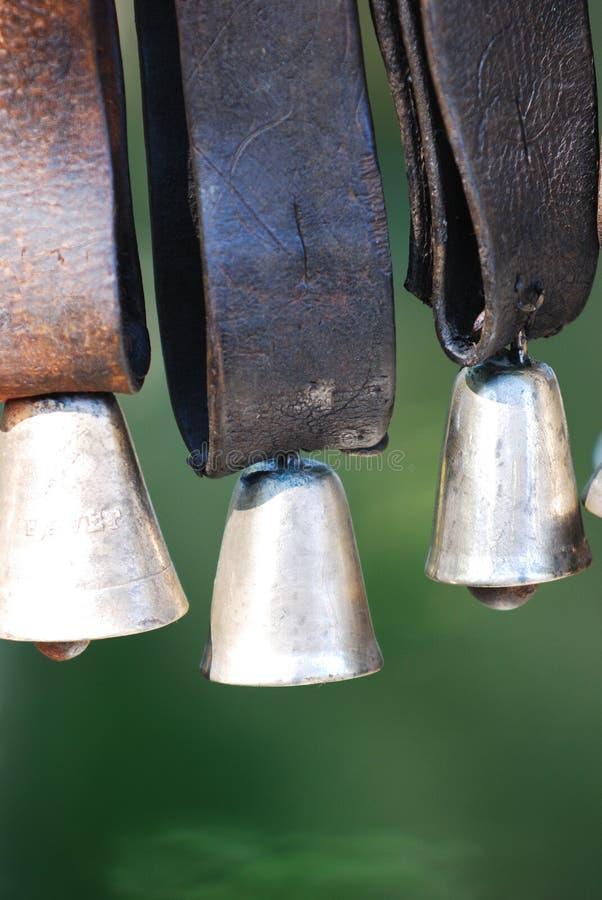 Antike Glocken lizenzfreie stockfotos