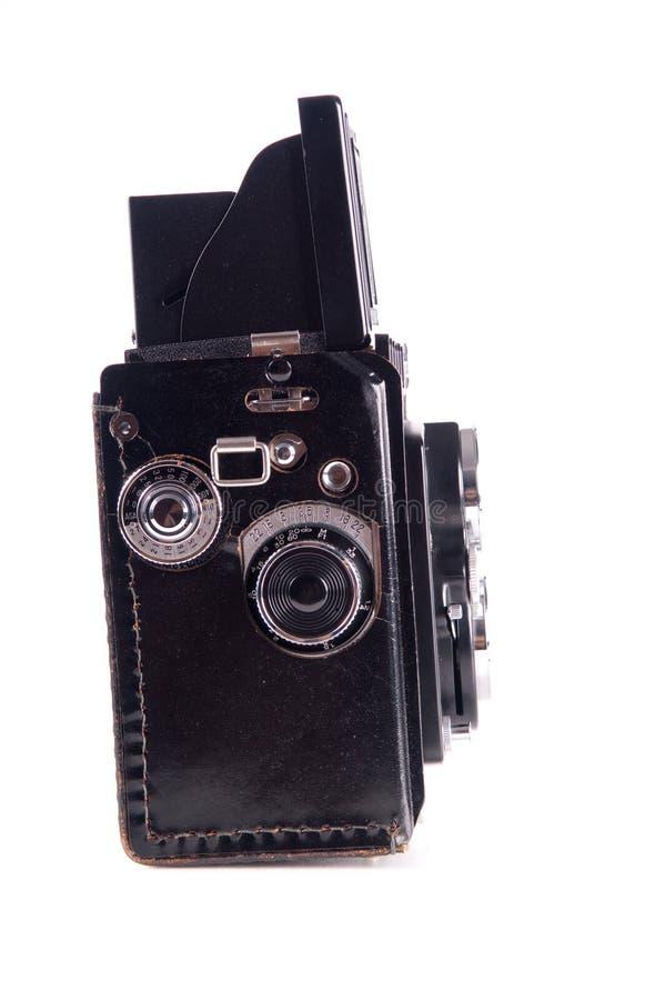 Antike Kamera lizenzfreie stockfotografie