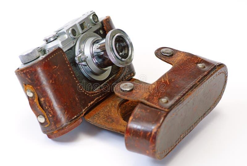 Antike Kamera stockbild