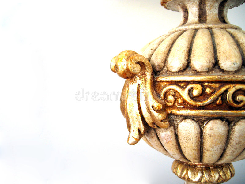 Antike Lampe stockfotos