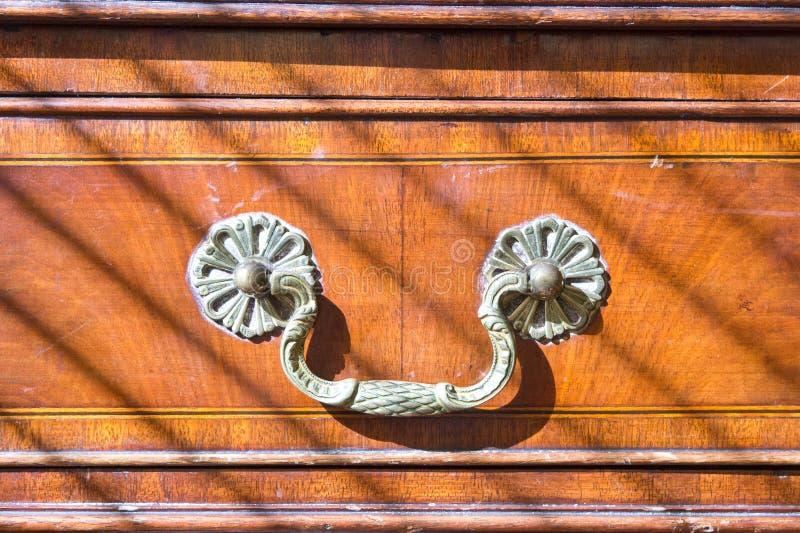 Antike Möbel stockbild