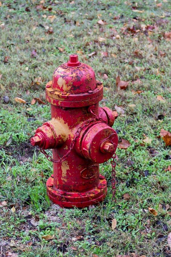 Antiker Feuer-Hydrant lizenzfreie stockfotografie