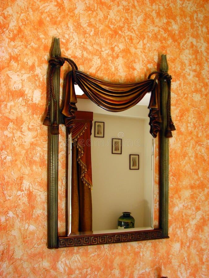 antiker spiegel lizenzfreies stockfoto bild 2489165. Black Bedroom Furniture Sets. Home Design Ideas