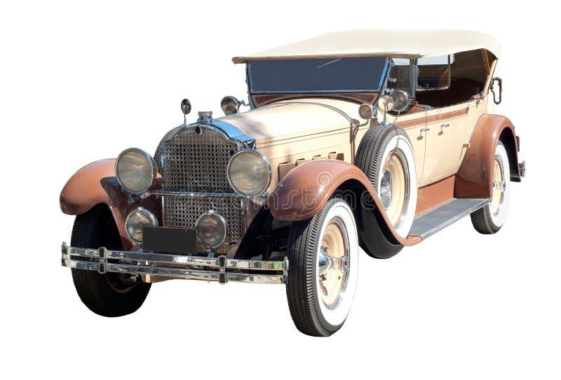 Antikes Auto stockfotografie