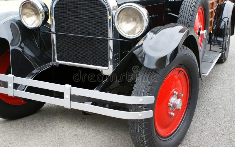 Antikes Auto lizenzfreie stockbilder