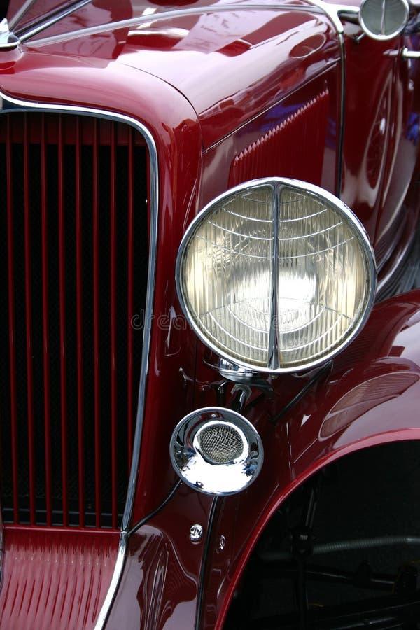 Antikes Auto stockfotos