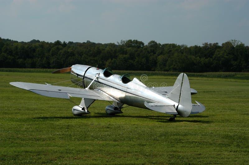 Download Antikes Flugzeug III stockfoto. Bild von cockpit, haupt - 35096