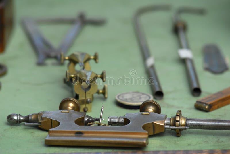 Antikes Hilfsmittel stockfotografie