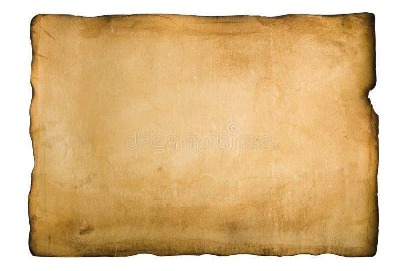 Antikes Papier lizenzfreie stockfotografie