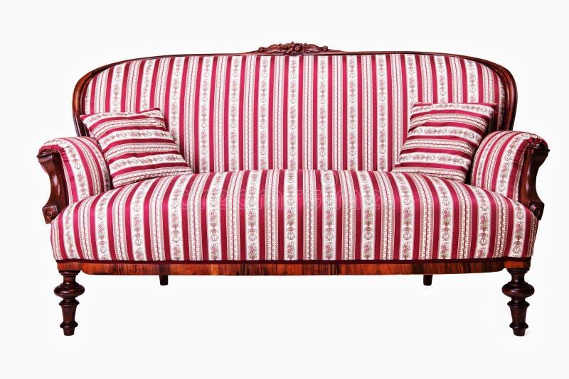 antikes sofa stockfoto bild von antike bett luxus 36893404. Black Bedroom Furniture Sets. Home Design Ideas