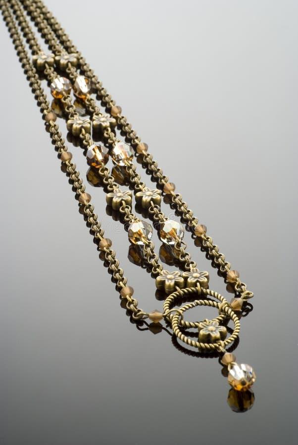 antikt armband royaltyfri fotografi