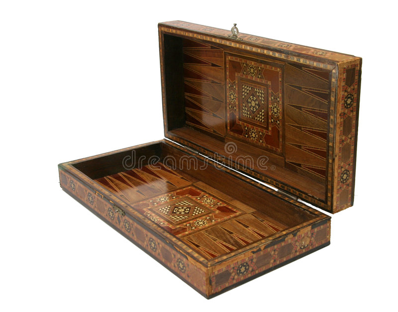antikt brädeschack arkivfoton