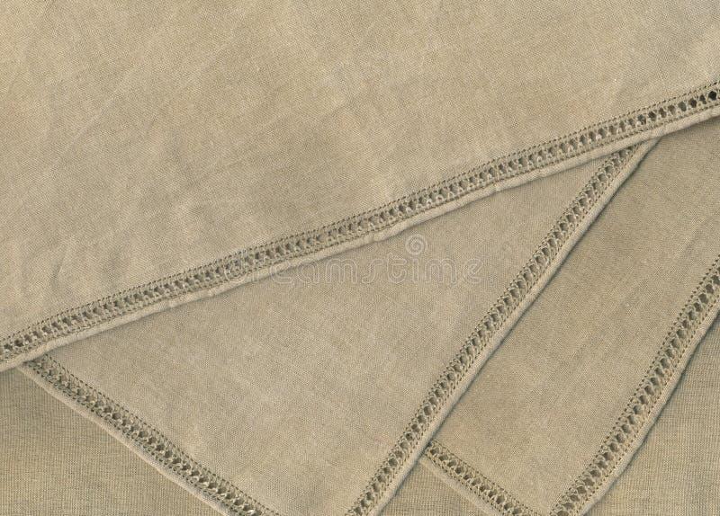 antikt linne arkivbilder