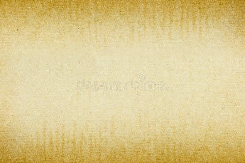 antikt lutningpapper stock illustrationer