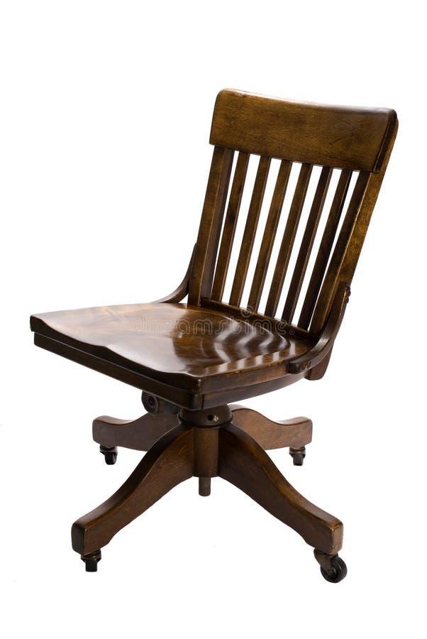 Download Antikt stolskontor arkivfoto. Bild av farfar, inredning - 3530110