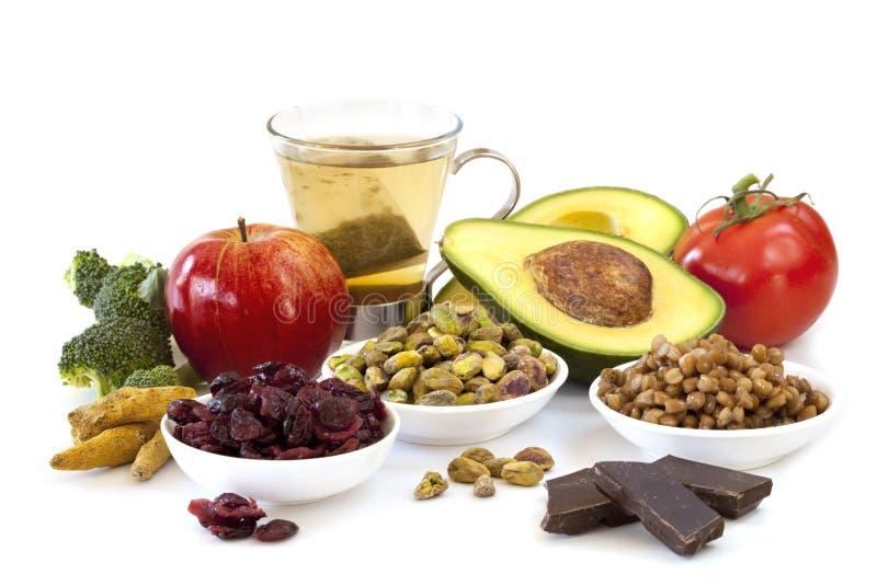 Antioxidants stock photos