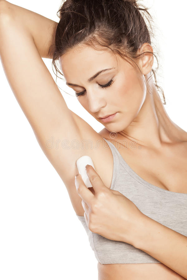 Antiperspiranux images stock