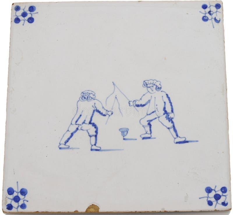 antiqe αγόρια που περιστρέφου& στοκ φωτογραφία με δικαίωμα ελεύθερης χρήσης