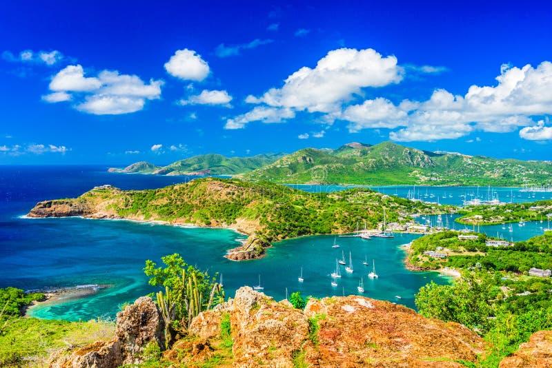 Antiqua en Barbuda royalty-vrije stock foto's