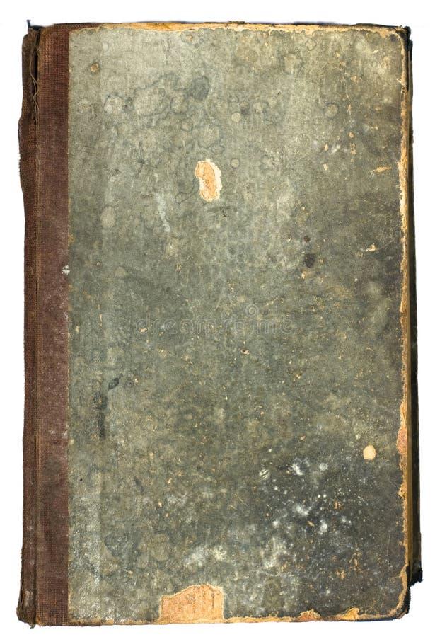antiquarian κάλυψη βιβλίων στοκ εικόνα