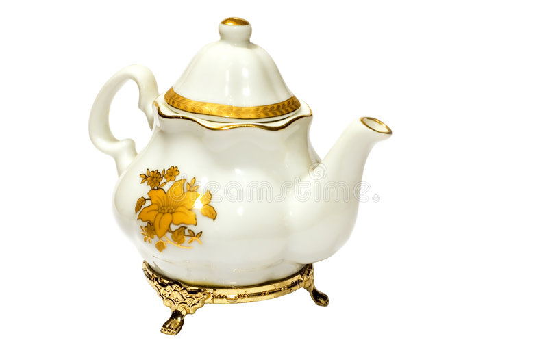 Antiquary tea port royalty free stock images