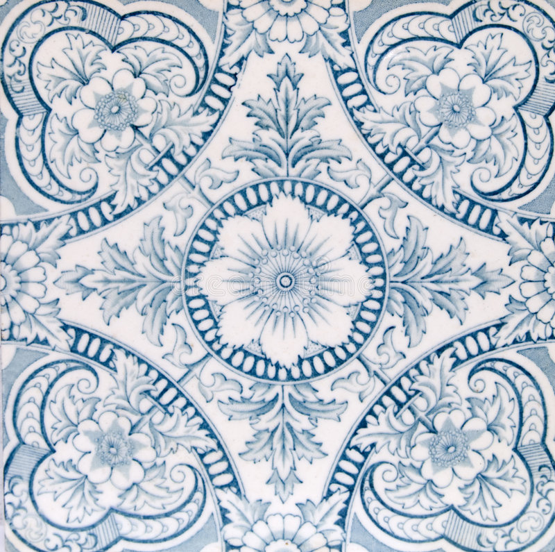 Download Antique Aesthetic Design Tile Stock Image - Image of architecture, clay: 4022243