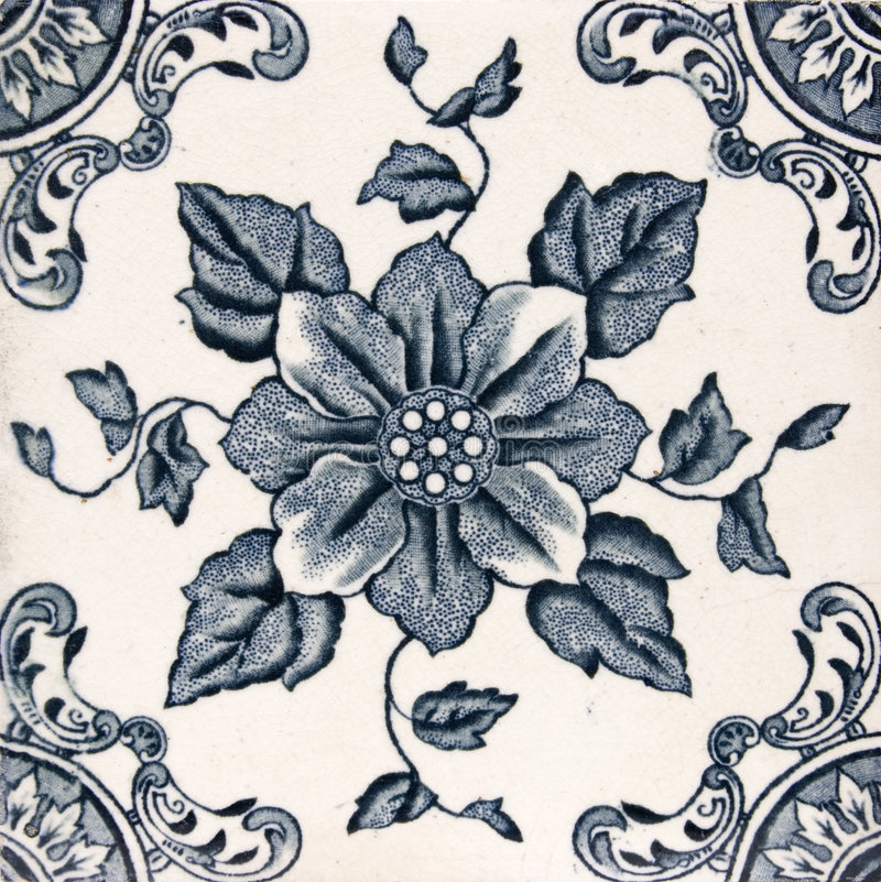 Download Antique Aesthetic Design Tile Stock Photo - Image: 4022252
