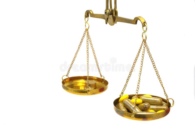 Download Antique balance scale stock photo. Image of measure, justice - 22425134