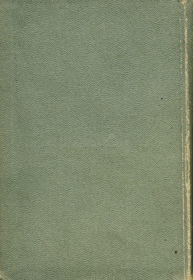 Antique book cover stock illustration