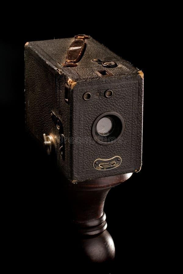 Antique camera royalty free stock photos