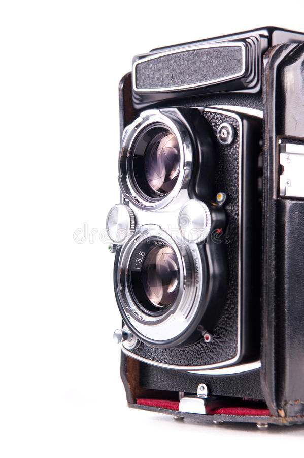 Antique Camera stock image