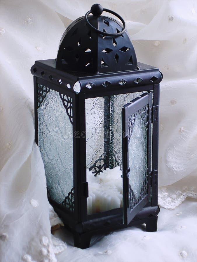 Antique candlestick. royalty free stock photos