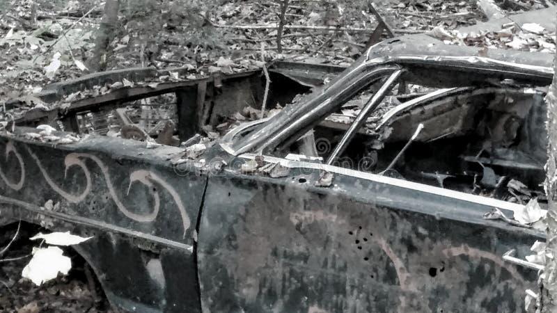 Antique Car royalty free stock photos
