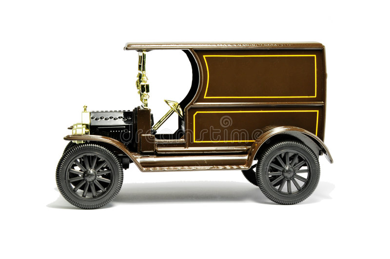 Antique Car model royalty free stock photography