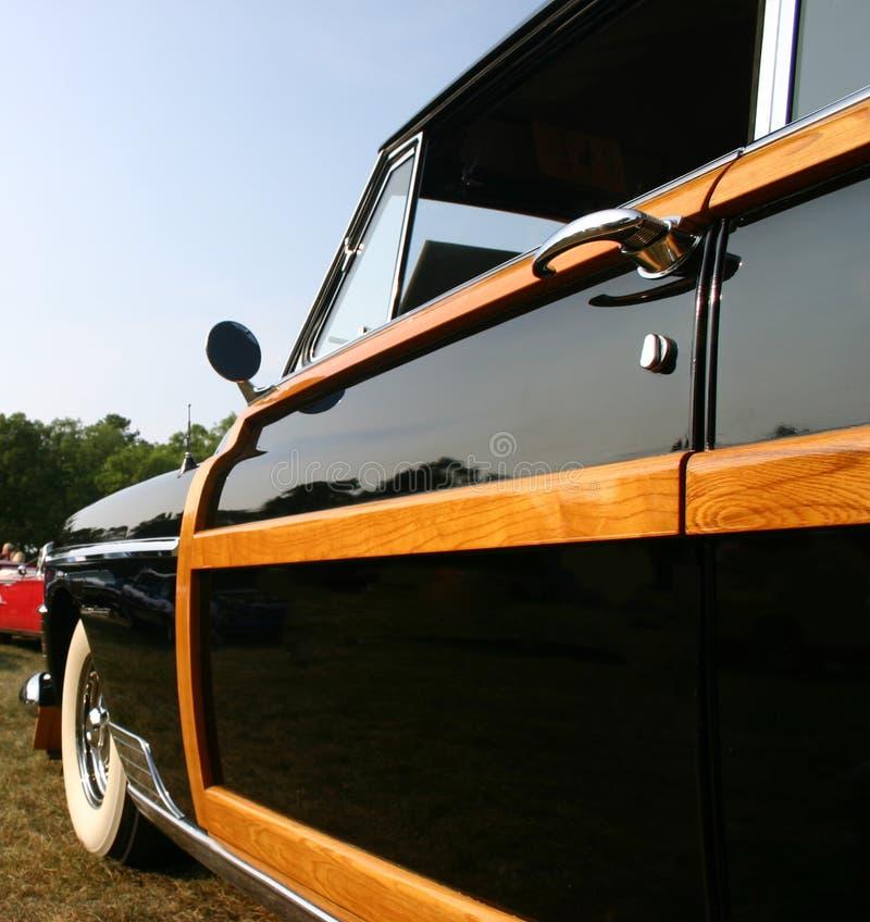 Download Antique classic woody στοκ εικόνα. εικόνα από ξύλινος, πόρτα - 52689