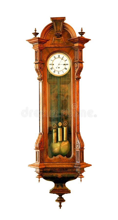 Free Antique Clock Royalty Free Stock Photo - 10455905