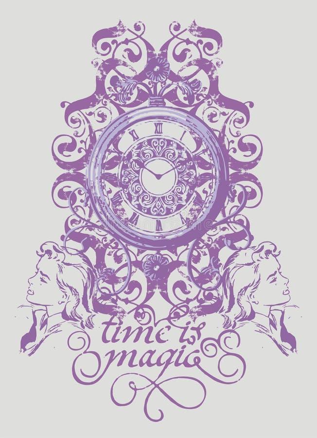 Free Antique Clock Stock Images - 12921274