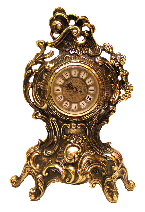 Free Antique Clock Royalty Free Stock Photo - 13417705