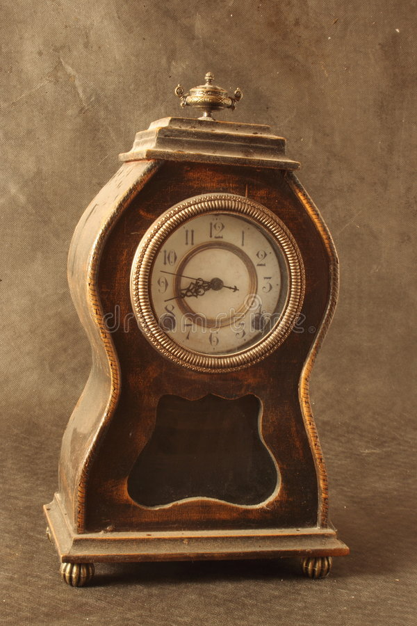 Download Antique clock stock photo. Image of timepiece, time, household - 8485154