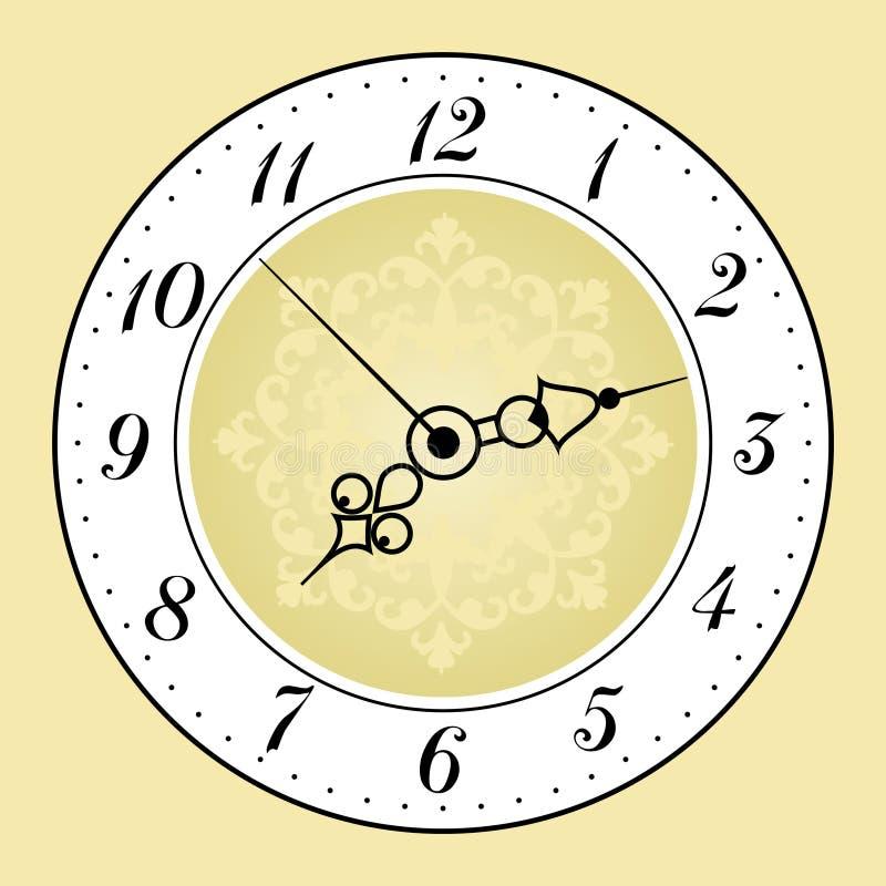 Free Antique Clock Face Royalty Free Stock Photos - 1989928