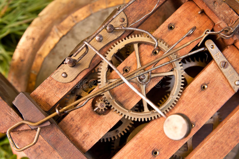 Download Antique Clockwork Royalty Free Stock Photo - Image: 32940825