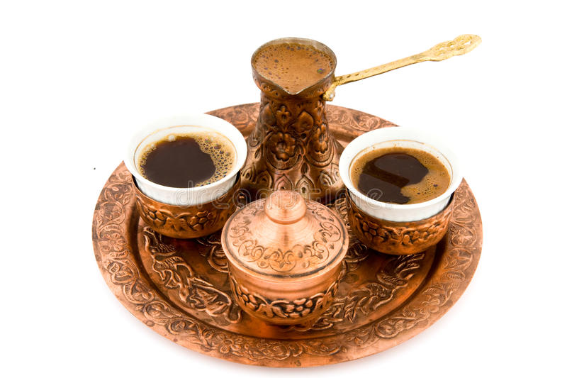 Antique Coffee Set