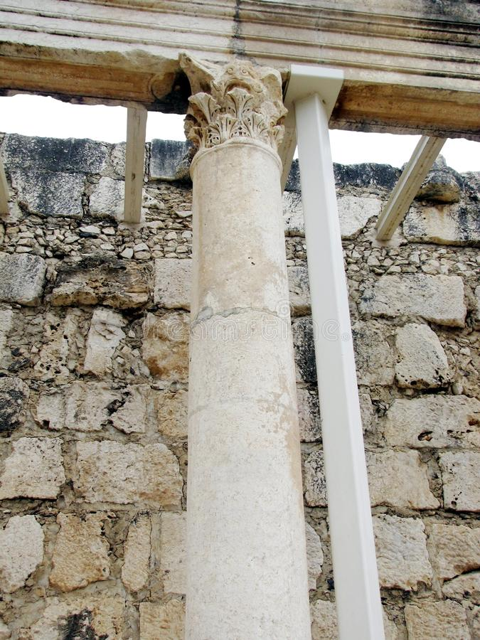 Download Antique column stock photo. Image of column, building - 11760130