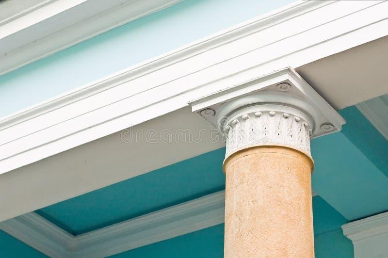 Download Antique column stock image. Image of column, historical - 4446507